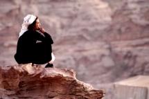 Bedouin, Petra, Jordan